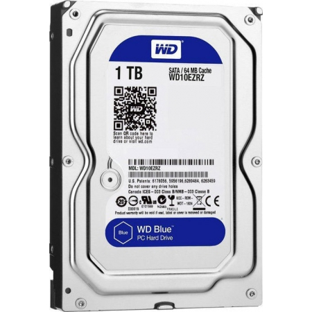 "HDD WD BLUE 1TB 3.5"" SATA ..."