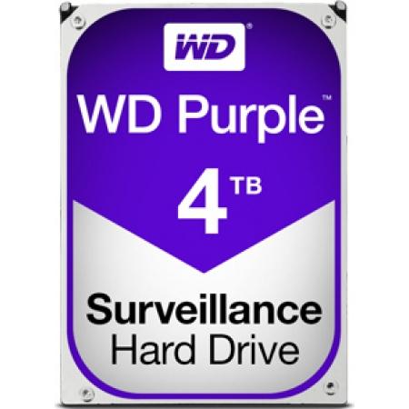 """HDD WD PURPLE 4TB 3.5"""" SAT..."""