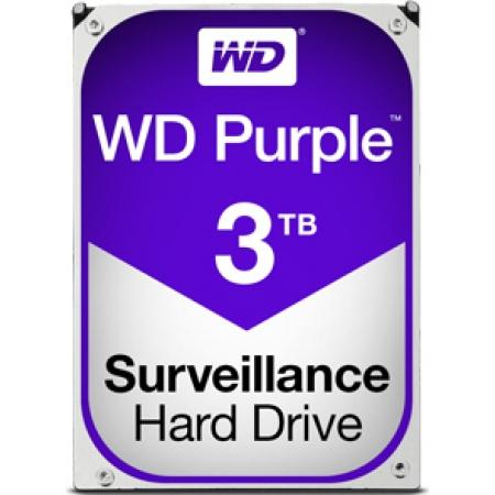 """HDD WD PURPLE 3TB 3.5"""" SAT..."""