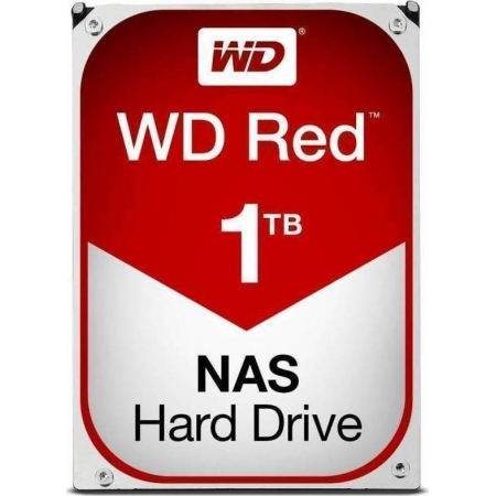 "HDD WD RED NAS 1TB 3.5"" SA..."