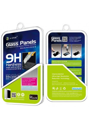 TEMPERED GLASS 9H X-ONE FOR APPLE IPHONE 13/13 PRO 6.1''