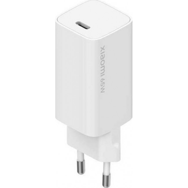 CHARGER XIAOMI 65W WITH GAN TECH WHITE BHR4499GL