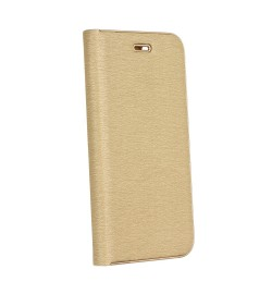 ΘΗΚΗ ΓΙΑ SAMSUNG GALAXY A72 FORCELL LUNA GOLD