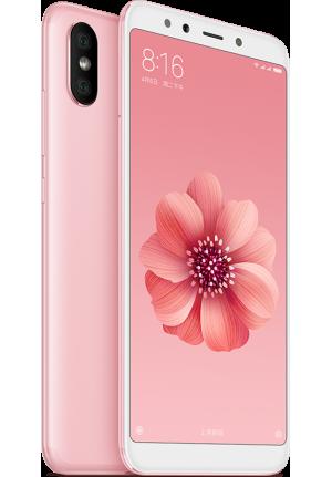 XIAOMI MI A2 64GB DUAL ROSE GOLD EU