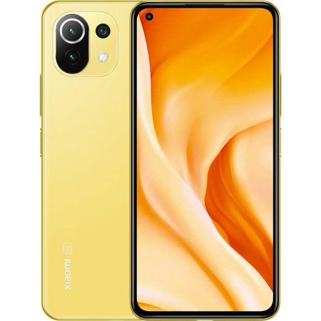 XIAOMI MI 11 LITE 128GB 6GB 5G DUAL NFC YELLOW EU M2101K9G