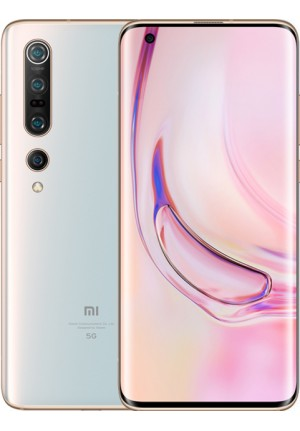 XIAOMI MI 10 PRO 256GB 8GB SINGLE ALPINE WHITE EU M2001J1G