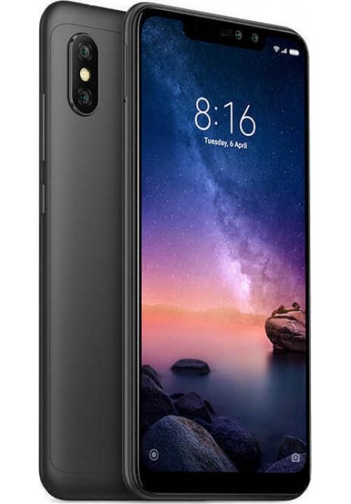 XIAOMI REDMI NOTE 6 PRO 32GB DUAL BLACK EU