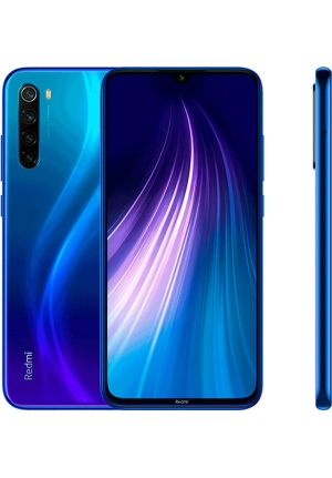 XIAOMI REDMI NOTE 8 64GB DUAL BLUE EU