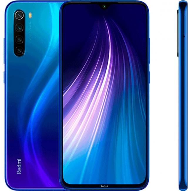 XIAOMI REDMI NOTE 8 64GB DUAL BLUE EU (M1908C3JG)