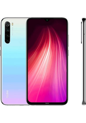 XIAOMI REDMI NOTE 8 64GB DUAL WHITE EU
