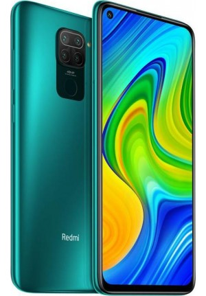 XIAOMI REDMI NOTE 9 128GB 4GB DUAL GREEN EU