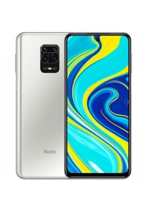 XIAOMI REDMI NOTE 9S 64GB 4GB DUAL WHITE EU M2003J6A1G