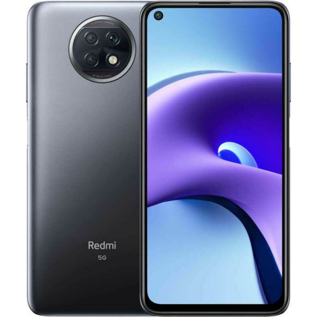 XIAOMI REDMI NOTE 9T 128GB 4GB 5G DUAL BLACK EU