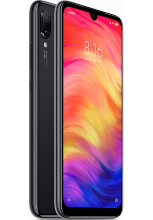 XIAOMI REDMI NOTE 7 64GB DUAL BLACK EU