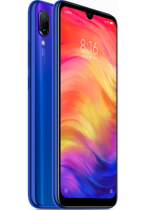 XIAOMI REDMI NOTE 7 64GB DUAL BLUE EU