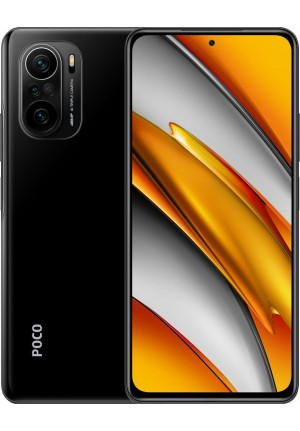 XIAOMI POCOPHONE F3 128GB 6GB 5G DUAL BLACK EU M2012K11AG