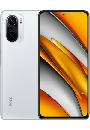 XIAOMI POCOPHONE F3 128GB 6GB 5G DUAL WHITE EU M2012K11AG