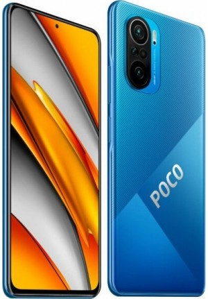 XIAOMI POCOPHONE F3 128GB 6GB 5G DUAL BLUE EU M2012K11AG