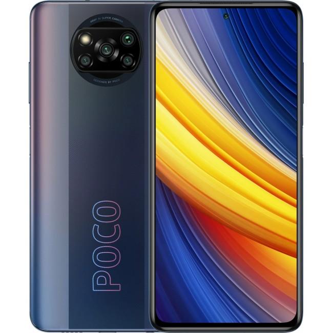 XIAOMI POCOPHONE X3 PRO 256GB 8GB DUAL BLACK EU M2102J205G