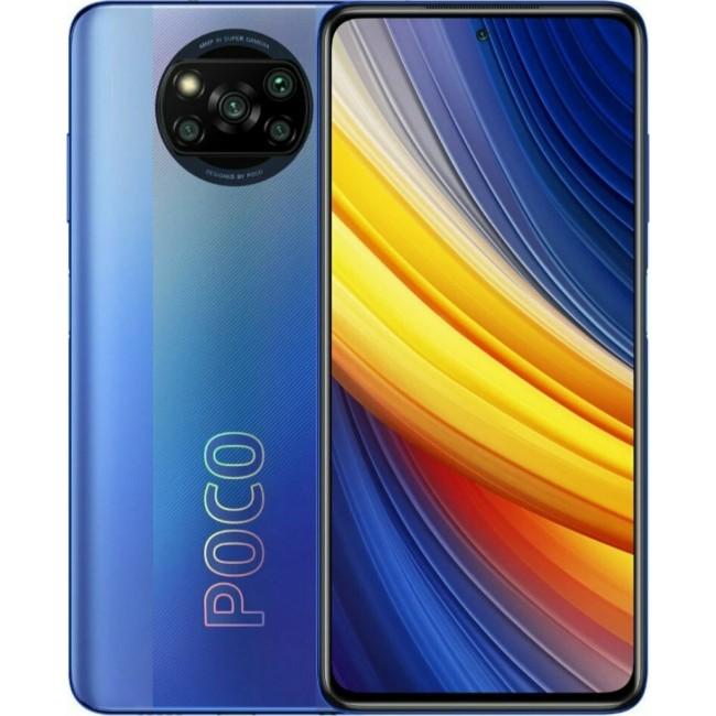 XIAOMI POCOPHONE X3 PRO 128GB 6GB DUAL BLUE EU M2102J20SG