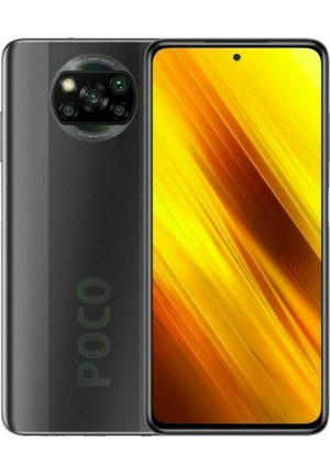 XIAOMI POCOPHONE X3 64GB 6GB NFC DUAL SHADOW GREY EU M2007J20CG