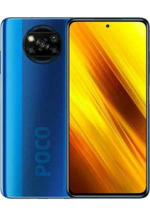 XIAOMI POCOPHONE X3 64GB 6GB NFC DUAL COBALT BLUE EU M2007J20CG