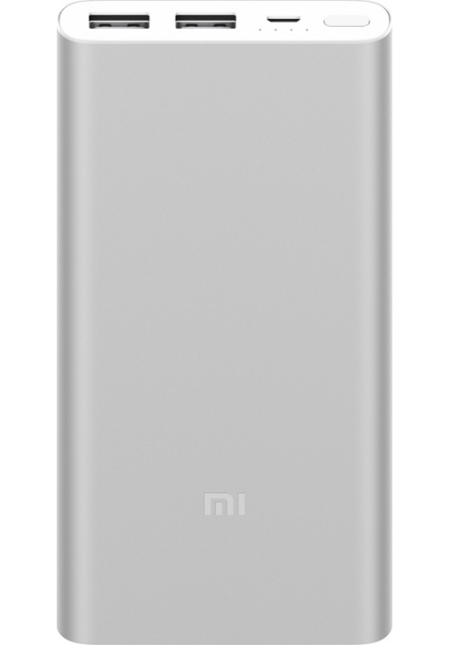 POWER BANK XIAOMI MI 2S 10000mAh SILVER