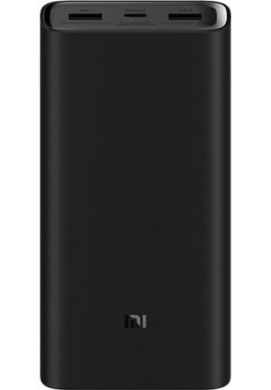 POWER BANK XIAOMI MI 3 PRO 20000 mAH BLACK (VXN4254GL)