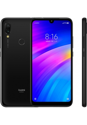 XIAOMI REDMI 7 32GB DUAL BLACK EU