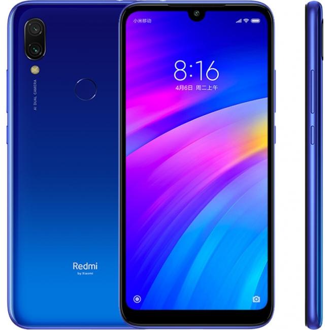 XIAOMI REDMI 7 64GB DUAL BLUE EU M1810F6LG