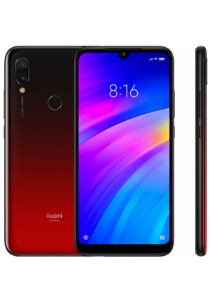 XIAOMI REDMI 7 64GB DUAL RED EU M1810F6LG