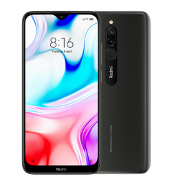 XIAOMI REDMI 8 64GB DUAL BLACK EU