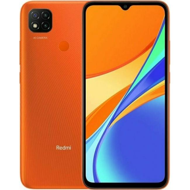 XIAOMI REDMI 9C 32GB 2GB NFC DUAL SUNSET ORANGE EU M2006C3MNG