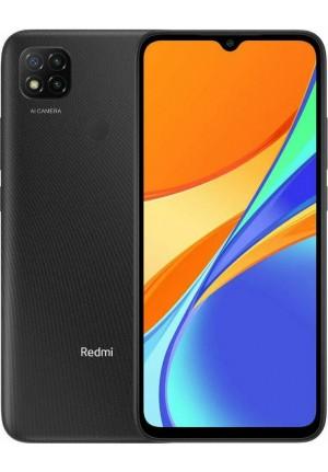 XIAOMI REDMI 9C 32GB 2GB NFC DUAL MIDNIGHT GREY EU M2003J15SG