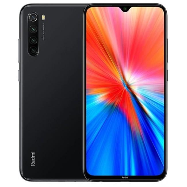 XIAOMI REDMI NOTE 8 2021 64GB DUAL BLACK EU Μ1908C3JGG