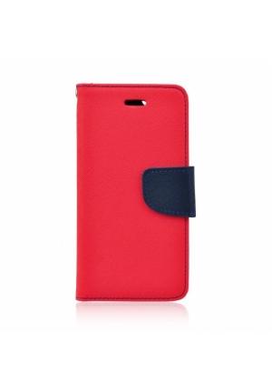 Θήκη για Xiaomi Redmi Note 8 Pro Fancy Book Red Navy