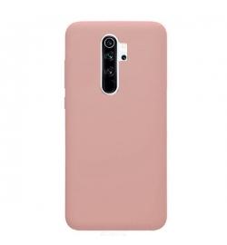 Θήκη για Xiaomi Redmi Note 8 Pro Tpu Liquid Silicone Pink