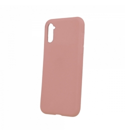 Θήκη για Xiaomi Redmi Note 8T Senso Soft Touch Powder Pink SESTXIARN8TP
