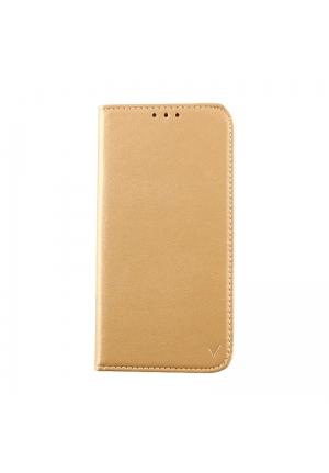 Θήκη για Xiaomi Mi 8 / Mi 8 Pro Magnet Book Gold (Volte-Tel)