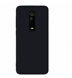 Θήκη για Xiaomi Mi 9T /9T Pro Tpu Liquid Silicone Black