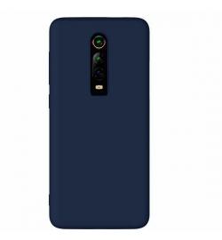 Θήκη για Xiaomi Mi 9T /9T Pro Tpu Liquid Silicone Midnight Blue