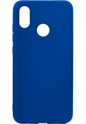 Θήκη για Xiaomi Redmi Note 7 Jelly Case Flash Mat Blue