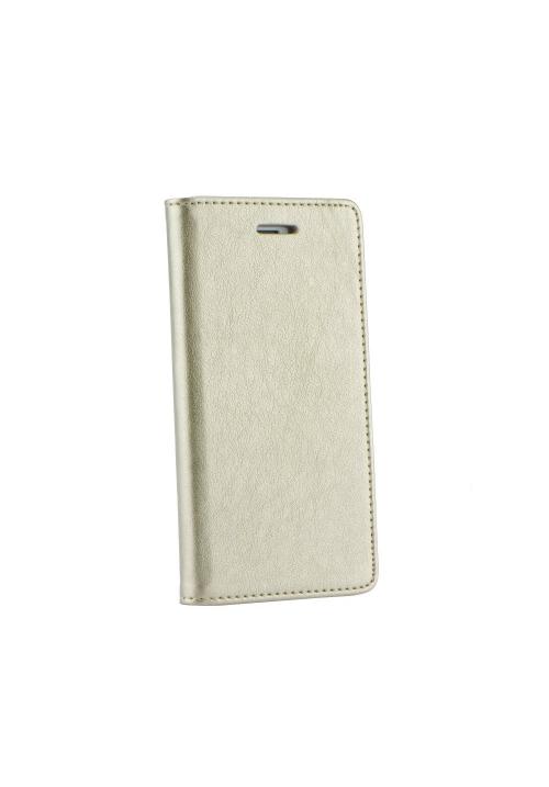 Θήκη για Xiaomi Redmi Note 7 Magnet Book Gold