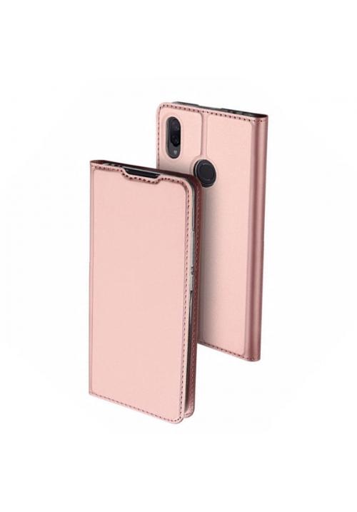 Θήκη για Xiaomi Redmi Note 7 Book DD Skin Pro Rose Gold