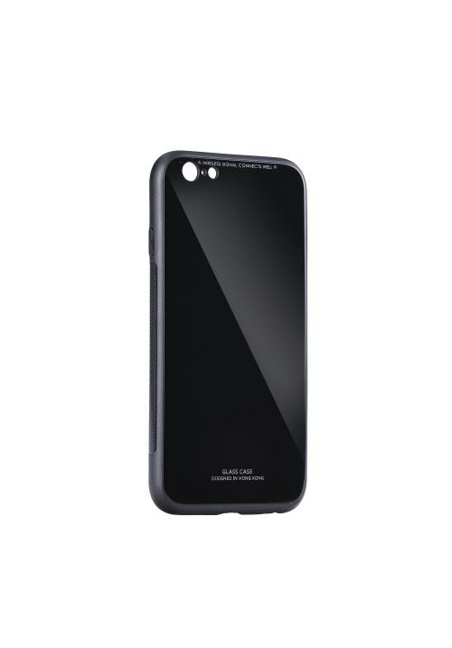 Θήκη για Xiaomi Redmi Note 7 Forcell Glass Black