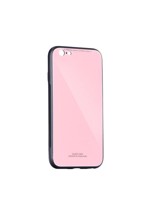 Θήκη για Xiaomi Redmi Note 7 Forcell Glass Pink