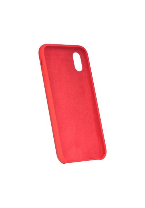 Θήκη για Xiaomi Redmi Note 7 Forcell Silicone Red