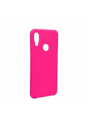 Θήκη για Xiaomi Redmi Note 7 Forcell Silicone Hot Pink