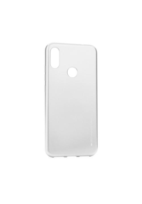 Θήκη για Xiaomi Redmi Note 7 I-Jelly Mercury Silver