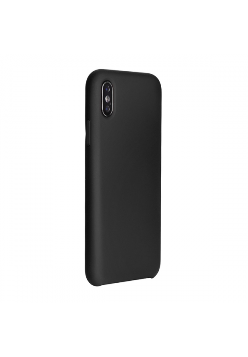 Θήκη για Xiaomi Redmi Note 7 Forcell Silicone Black